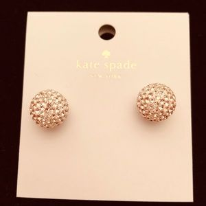 ♠️Kate Spade ♠️- Razzle Dazzle Stud Earrings